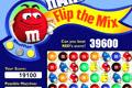 [チョコキャラパズルゲーム]M&M's Flip the Mix
