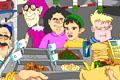 [露店でケバブを売りまくるゲーム]Falafel King