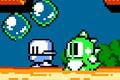 [レトロゲーム「バブル・ボブル2」]Bubble Bobble 2