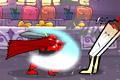 [赤い戦士の戦闘アクションゲーム]Red Baron