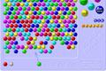 [ボールを発射して消していくパズルゲーム]Bubbels