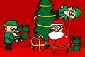[プレゼントを死守するサンタのアクションゲーム]Santa's Revenge