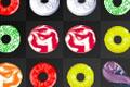 [キャンディ図柄の3マッチパズルゲーム]Candy Drops