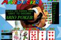[マリオのポーカー]Mario Video Poker