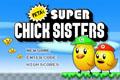 [マリオ風アクションゲーム]Super Chick Sisters