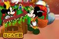 [ミッキーのアクションゲーム]ミッキーのクリスマスは大いそがし!