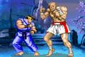 [リュウとサガットのスト2]Street Fighter 2(Ryu vs Sagat)