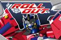 [トランスフォーマーのアクションゲーム]Transformers – Roll Out
