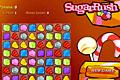 [カラフル砂糖の入れ替えパズル]Sugar Rush