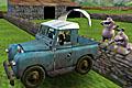 [ひつじのショーンのドライビングゲーム]Shaun the Sheep Lamb Rover 4×4