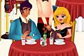 [レストランでイタズラゲーム]Restaurant Romance