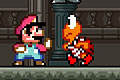 [格闘マリオのアクションゲーム]Mario Combat