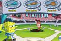 [スポンジボブのハチャメチャ野球ゲーム]Sponge Bob Slammin' Sluggers