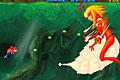 [武器を切り換えながら進む横スクロールシューティングゲーム]メルビィウス