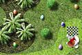[ウサギのパターゴルフゲーム]Easter Golf