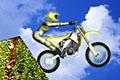 [障害物を乗り越え進むバイクトライアルゲーム]Bike Challenge 3