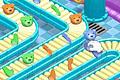 [ベルトコンベアで運ばれてくるテディベアを組み立てるパズルゲーム]Teddy Factory