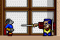 [武器を切り換えながら進むイヌキャラのアクションゲーム]Impossamole