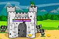 [兵隊を雇って敵の攻撃から城を守る防衛アクションゲーム]Legend Wars