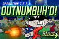 [ゾンビになってしまった仲間をもとに戻すシューティングゲーム]Operation Z.E.R.O. Outnumbuh'd
