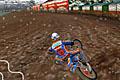[オフロードバイクレーシングゲーム]Icestorm Speedway