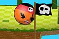 [球体な海賊を転がしてお宝をゲットするイライラ系アクションゲーム]Roll Roll Pirate
