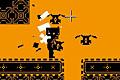 [ロボット工場から脱出するロボットのアクションゲーム]Mechanaught