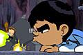 [でっかい子供キャラがと戦うアクションゲーム]Cave of Wonders