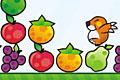 [モグラくんを操作してフルーツを並べて消すアクションパズルゲーム]Greedy Mole
