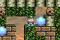 [地下で宝石をゲットして進むレトロチックなパズルアクションゲーム]Boulder Dash