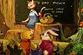 [2枚の絵の違いを探して物語りを進めるゲーム]Irutia : Little Squirrel
