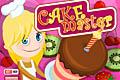 [ケーキ職人になってケーキをつくるゲーム]Cake Master