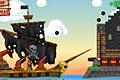 [港から反撃する大砲をすべて破壊する砲撃アクションゲーム]Yo-ho-ho Cannon