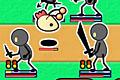 [8人の勇者の横視点防衛ゲーム]Eight Defender's