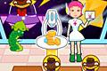 [宇宙船でお客の品を転送させお金を稼ぐショップ運営ゲーム]Milkyway Market