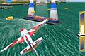 [飛行コースを制限時間内に回る3D飛行機ゲーム]Air Show