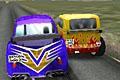 [ライバル車より早くゴールへ到着するホットロッドカーのレースゲーム]Hot Rods