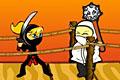 [女忍者の格闘アクションゲーム]Ha yha!