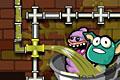 [パイプをつなげて汚水を流すパズルゲーム]Muck Struck