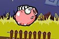 [ブタちゃんの吹っ飛ばしゲーム]The Pig Escape
