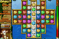 [同じ色のストーンを並べて消していくマッチングパズルゲーム]Monkey Trouble 2