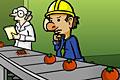 [ベルトコンベア作業の日雇い労働ゲーム]Hiring Day