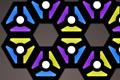[隣り合うパーツと色を合わせる脳トレパズルゲーム]Chroma Circuit