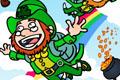 [4人組の緑衣装おじさんたちの間違い探しゲーム]Ultimate Leprechauns