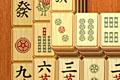 [木製牌の上海パズルゲーム。]Silkroad Mahjong