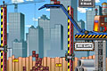 [きっちりハマらないテトリスブロックを積み上げるゲーム]Tower 100