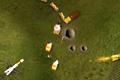 [最後の砦を死守する防衛シューティングゲーム]Final Fortress
