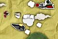 [紙っぽいグラフィックの横スクロールシューティングゲーム]Paper Warfare