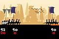[軍隊を率い敵軍隊を倒しながら進むアクションゲーム]Nob War: The Elves