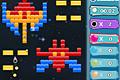 [レトロゲームのキャラのブロック崩しゲーム]Pixel Basher